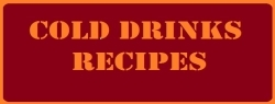 Cold Drinks Recipes